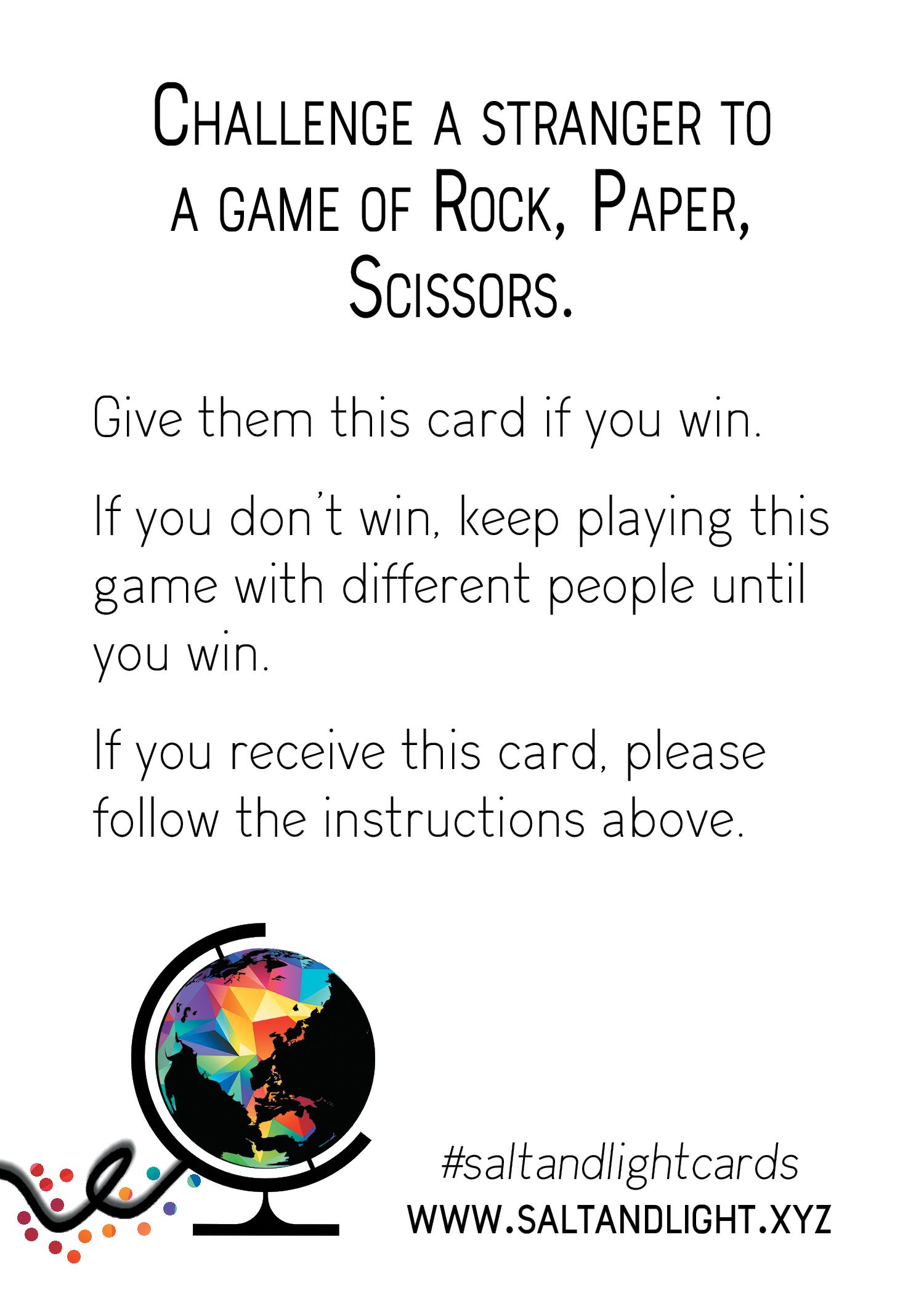 Card 134 - Salt Edition